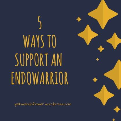 5 Ways Tolove on an ENDOWARRIOR