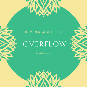 How to deal with the overflow